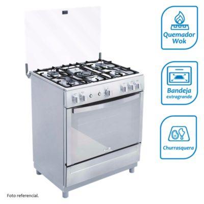 Cocina a gas 5 quemadores CX721