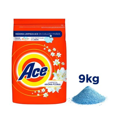 Detergente Ace Regular 9Kg