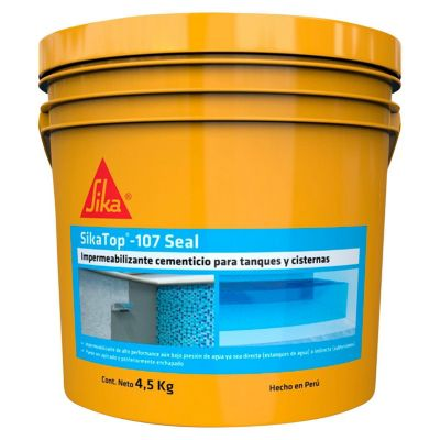 SikaTop 107 Seal 4.5 kg