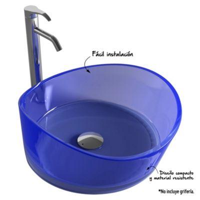 Vanitorio 18x47x45 cm Azul