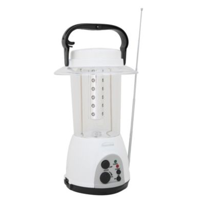 Lámpara Emergencia 24 LED con Radio