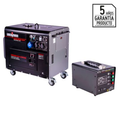 Generador a Diesel 5000W 4T DG5500SE