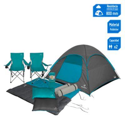 Kit de Camping para 2 personas
