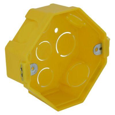 "Caja Pase Octogonal Pvc 3/4"" Tigre"
