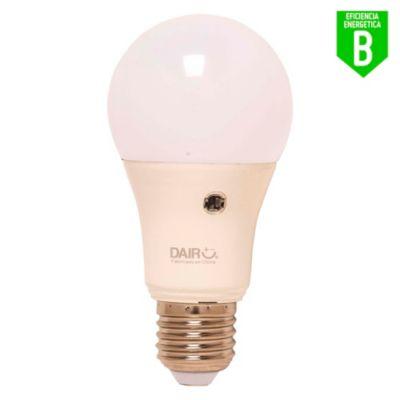 Foco LED Bulbo A60 8.5W E27 Luz Amarilla