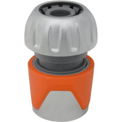 """Conector de plástico para manguera 3/4"""""""