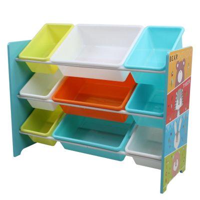 Juguetera 9 cajas