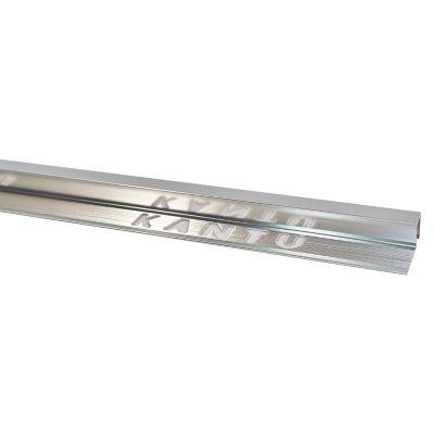 Perfil Cuadrado de Aluminio Mate 10m