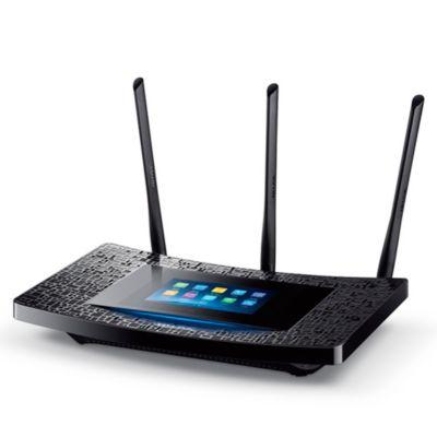 Router Inalámbrico con Pantalla Táctil AC1900