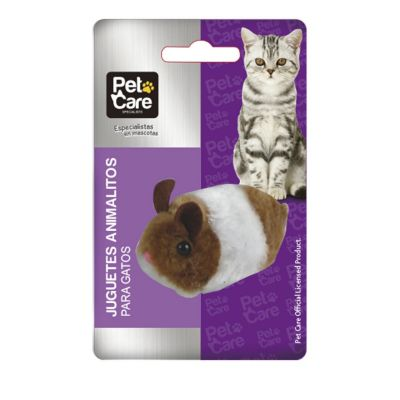 Juguetes animalitos para gatos