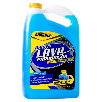 Lava Parabrisas Antibacterial 1G