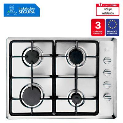 Cocina Empotrable 4 Quemadores HLX 50