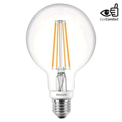 Foco LED Bola 60W G93 E27