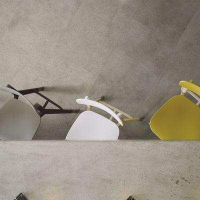 Porcelanato Basaltina Beige Rústico 59x119cm para piso o pared
