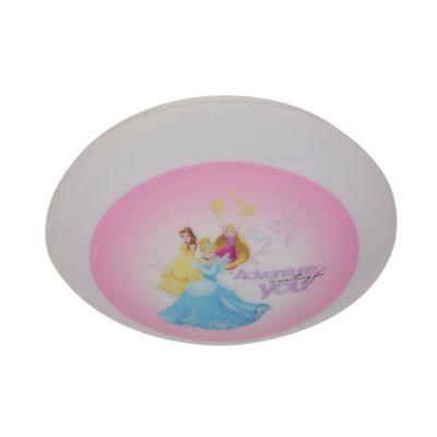 Plafón circular Princess 1 luz