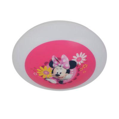 Plafón circular Minnie 1 luz