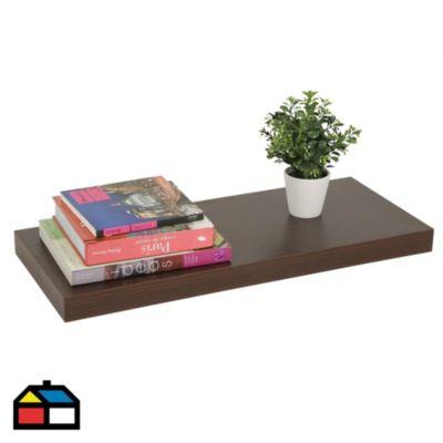 Repisa Flotante 25x60x3.8 cm