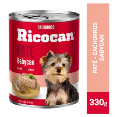 Pate Babycan Cachorros 330gr