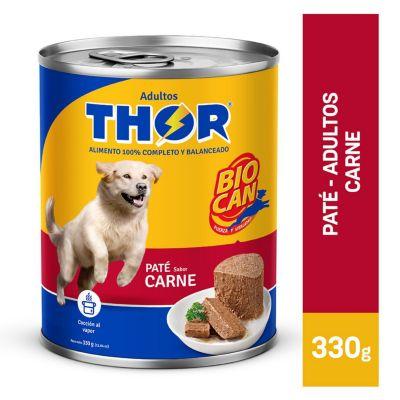Pate Carne Adultos Biocan 330gr