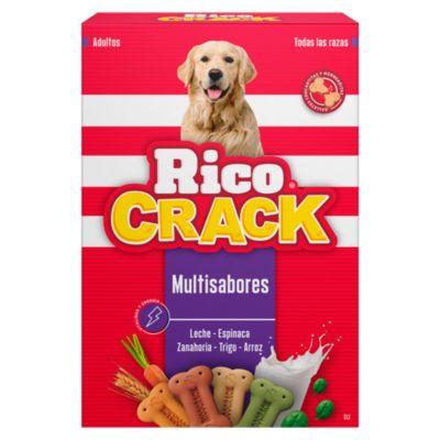 Ricocrack Multisabores Adulto 500gr