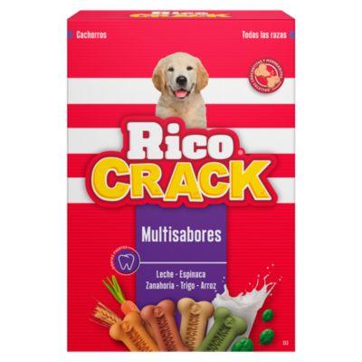 Ricocrack Multisabores Cachorro 200gr