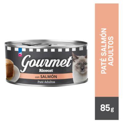 Pate Gourmet Salmon 85gr