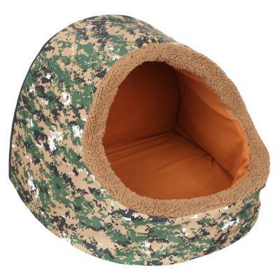 Cama Iglú Talla XL Camuflado Militar
