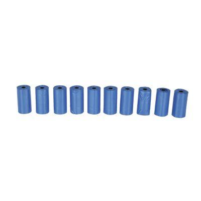 Bolsas biodegradables azul