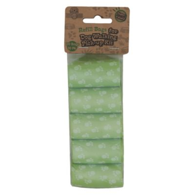 Bolsas biodegradables verde