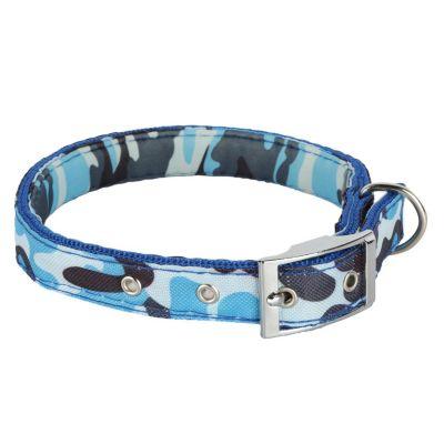 Collar militar T-M azul