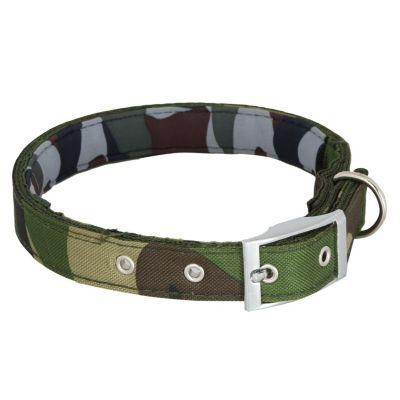 Collar militar T-M verde