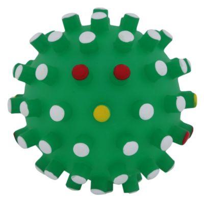 Pelota de Plástico Mediana Verde