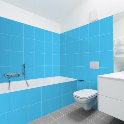 Cerámica Gamma Aqua Liso 34x34cm para piso o pared