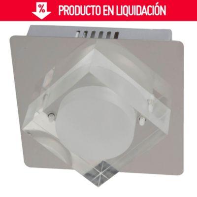 Aplique de Pared LED 1 Luz 3 W Luz Calida