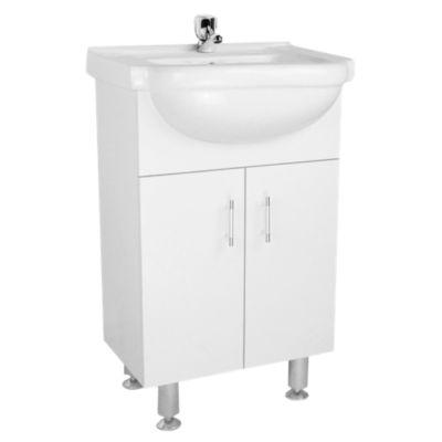 Mueble Vanitorio Blanco 50x83x45cm