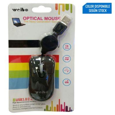 Mouse Retráctil 280