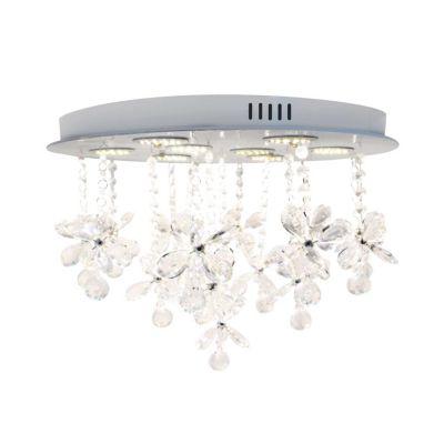 Lámpara Colgante para Techo LED 8 Luces