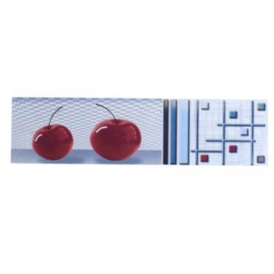 Decorado Cherrys 58x15cm