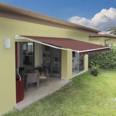 Toldo Retractil 2.90 x 2.00 m Marron