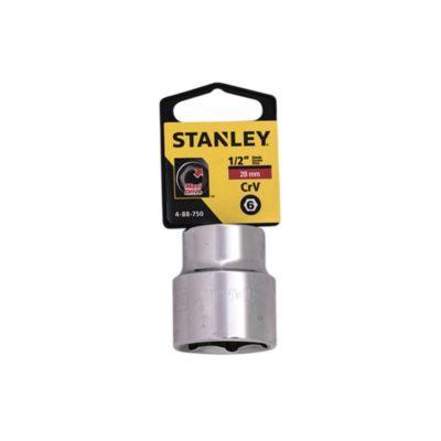 Dado Estándar 4-88-750 1/2'' 6PT 28 mm Plateado