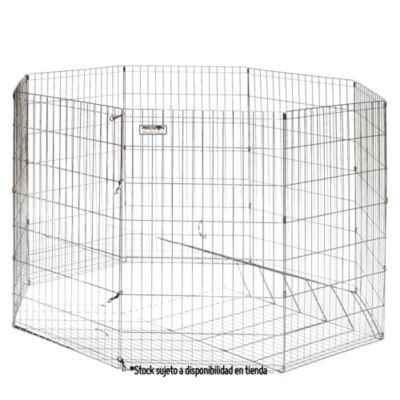 Transportadora Para Perro Con Alambre Plata 42