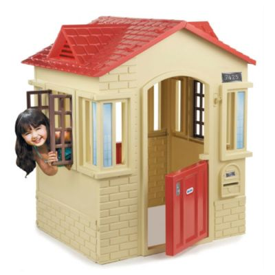 Casa Cabaña Beige