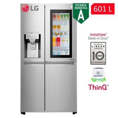 Refrigeradora 601L LS65SXN