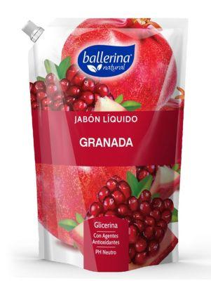 Jabón líquido granada 900ml