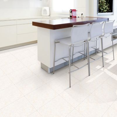 Cerámica Givenchy Gris Marmolizado 45x45cm para piso o pared