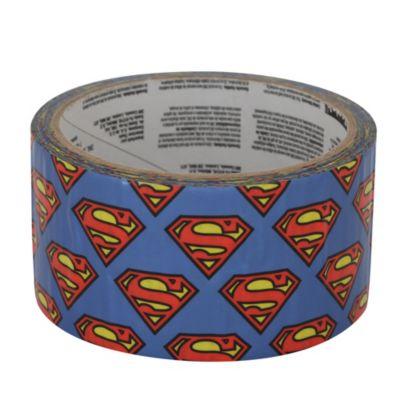 Cinta Adhesiva Superman 48 mm x 9.14 m