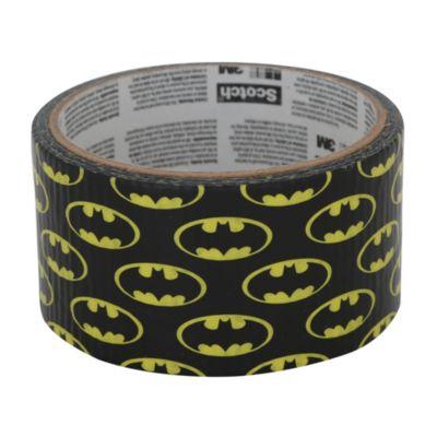 Cinta Adhesiva Batman 48 mm x 9.14 m