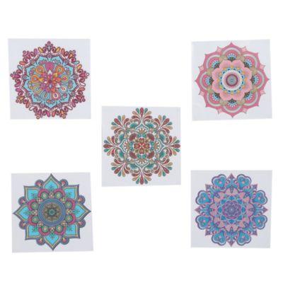 Mosaico color mandalas