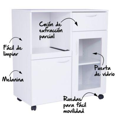 Mueble de Cocina 77 x 39 cm