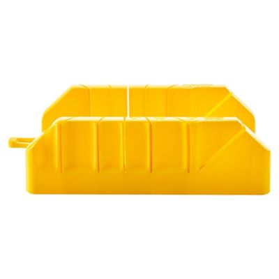 Caja de Ingletes Amarillo